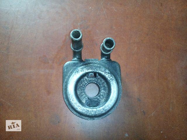 бу Б/у радиатор масла теплообменник для легкового авто Citroen Berlingo 1.9d(DW-8) в Ковеле