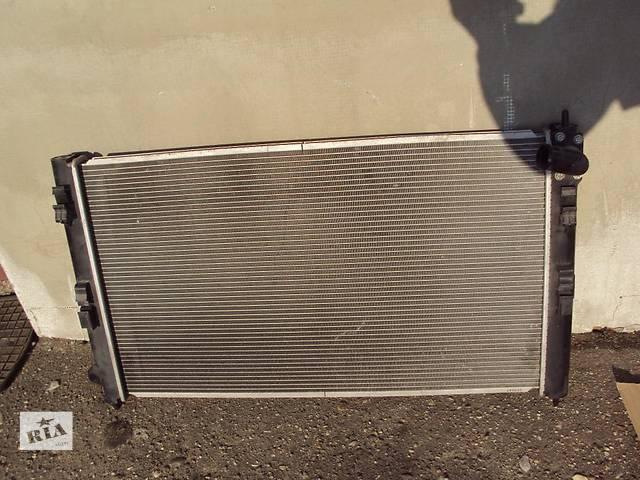 бу Б/у радиатор Mitsubishi Lancer X в Киеве