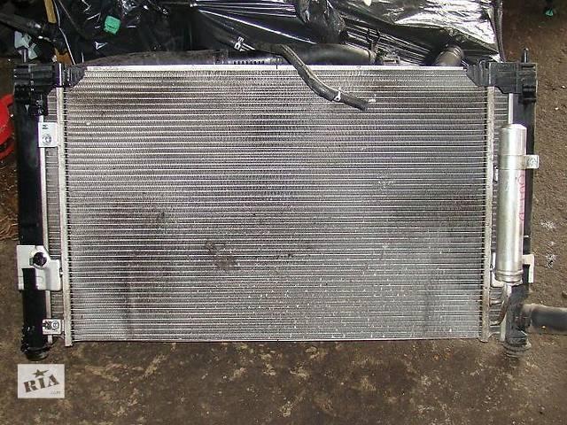 бу Б/у радиатор Mitsubishi Outlander XL в Киеве