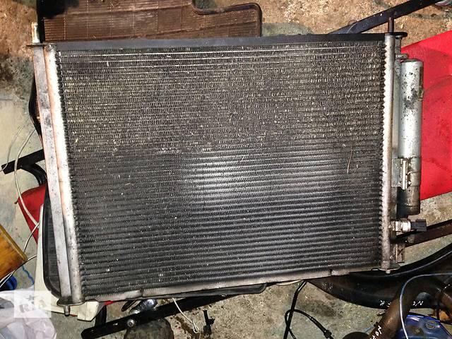 бу Б/у радиатор Nissan Note в Киеве
