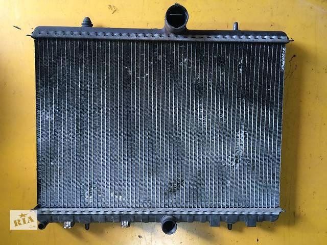Б/у радиатор охл. для легкового авто Citroen Jumpy 1.6/2.0 Скудо Експерт Джампі Джампи (3) с 2007г.- объявление о продаже  в Ровно