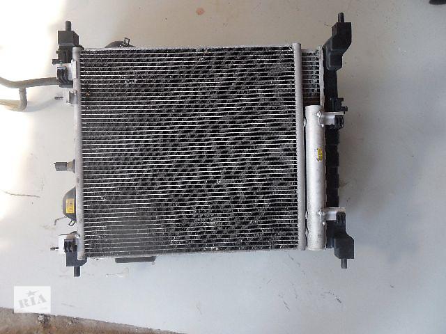 Б/у радиатор охолодження  для легкового авто Chevrolet Spark 1.0- объявление о продаже  в Ровно