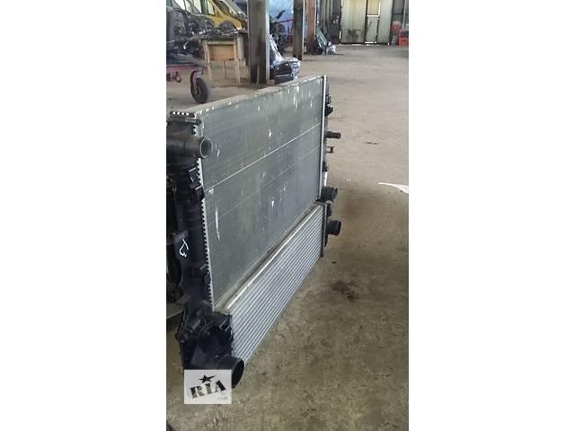 купить бу Б/у Радиатор осн. радіатор води Volkswagen Crafter Фольксваген Крафтер 2.5 TDI в Рожище