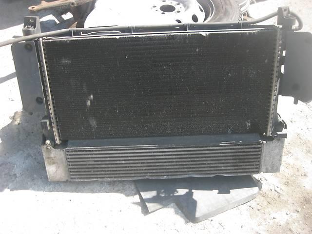 купить бу Б/у радиатор основной Citroen Jumper 2.2 hdi 2006- в Ровно