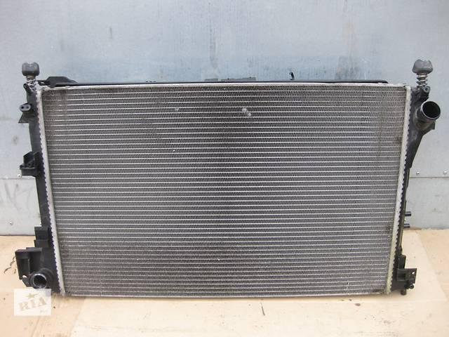Б/у радиатор основной радіатор Opel Vectra C Вектра С- объявление о продаже  в Львове