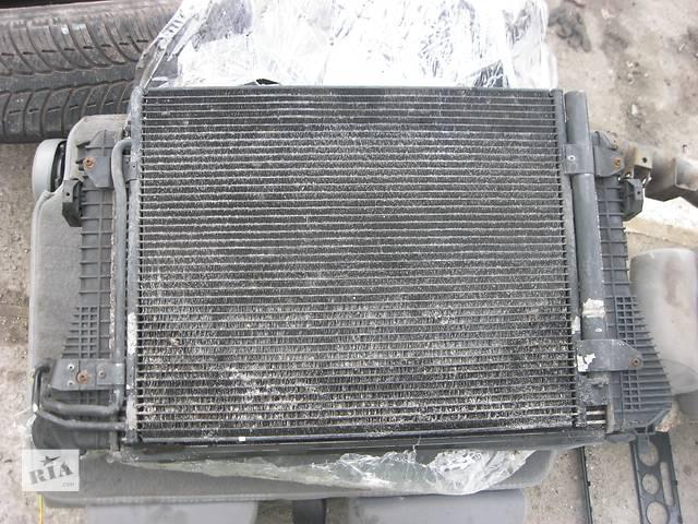 бу Б/у радиатор основной Volkswagen Caddy в Ровно