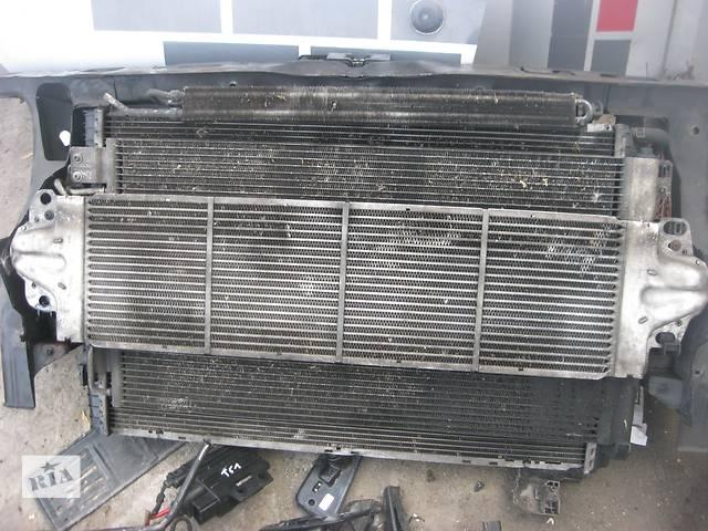 бу Б/у радиатор основной Volkswagen T5 1.9 tdi в Ровно