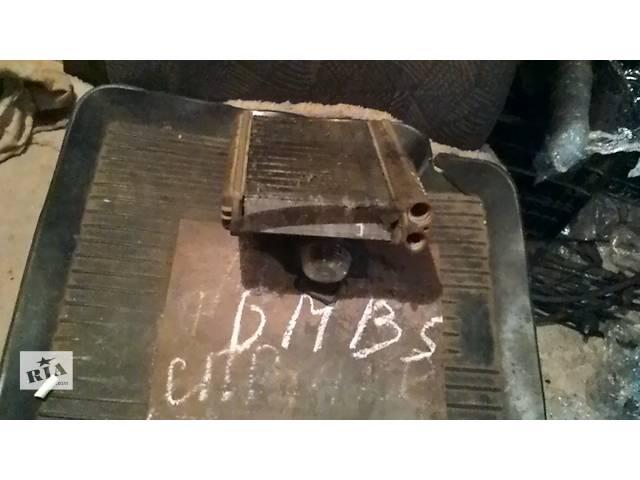 продам Б/у радиатор печки для легкового авто BMW 5 Series бу в Белой Церкви (Киевской обл.)