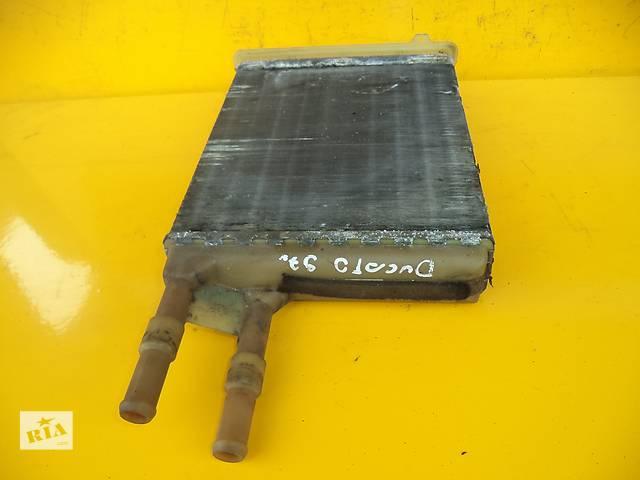 продам Б/у радиатор печки для легкового авто Fiat Ducato (94-02) бу в Луцке