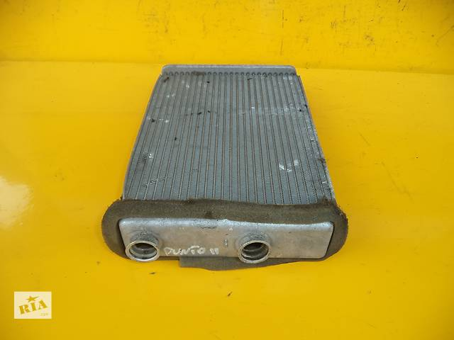 продам Б/у радиатор печки для легкового авто Fiat Idea (03-...) бу в Луцке