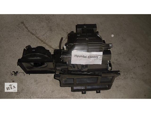 купить бу Б/у радиатор печки для легкового авто Hyundai Elantra 2009 в Коломые