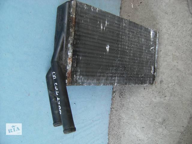 продам Б/у радиатор печки для легкового авто Opel Senator бу в Белой Церкви (Киевской обл.)
