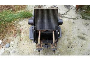 б/у Радиатор печки Opel Vectra A