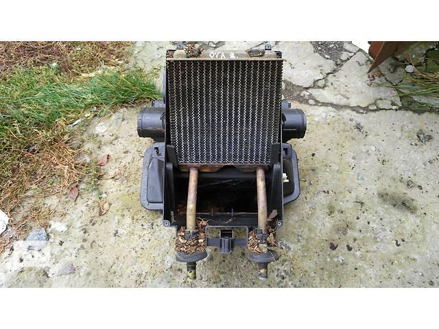 продам Б/у радиатор печки для легкового авто Opel Vectra A бу в Умани