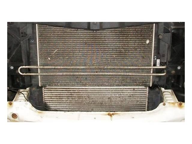 Б/у Радиатор радіатор интеркуллера Volkswagen Crafter Фольксваген Крафтер, Мерседес Спринтер, W906 2006-2012г.г.- объявление о продаже  в Луцке