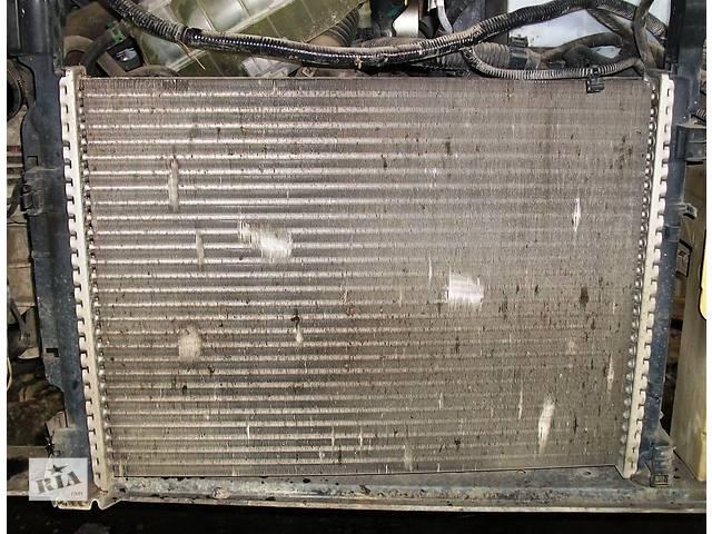 купить бу Б/у Радиатор воды, интеркуллера Рено Канго Кенго Renault Kangoo 2009 в Луцке
