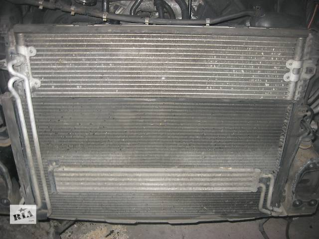 Б/у радиатор Volkswagen Touareg 5.0 tdi v10- объявление о продаже  в Ровно