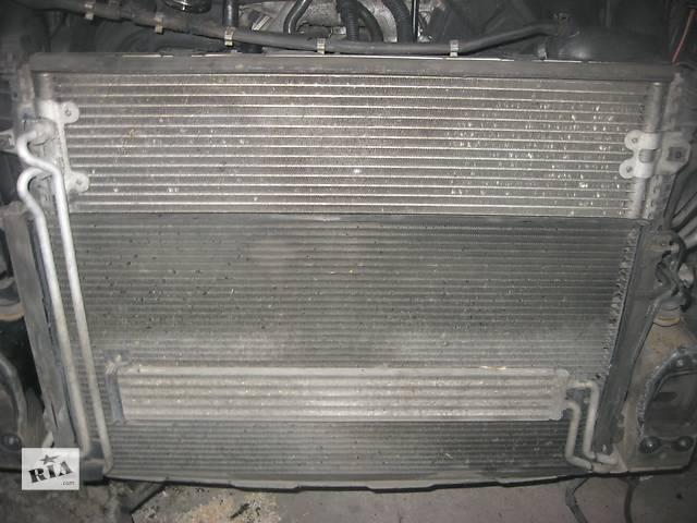 продам Б/у радиатор Volkswagen Touareg 5.0 tdi v10 бу в Ровно