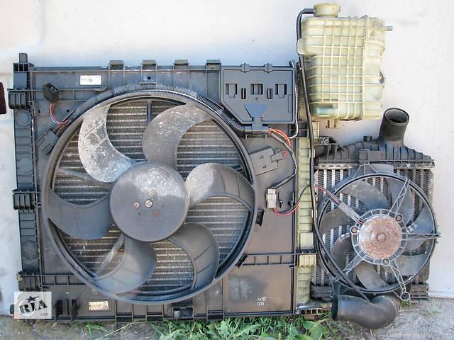 Б/у радиатор интеркулера Mercedes Vito 2000- объявление о продаже  в Броварах