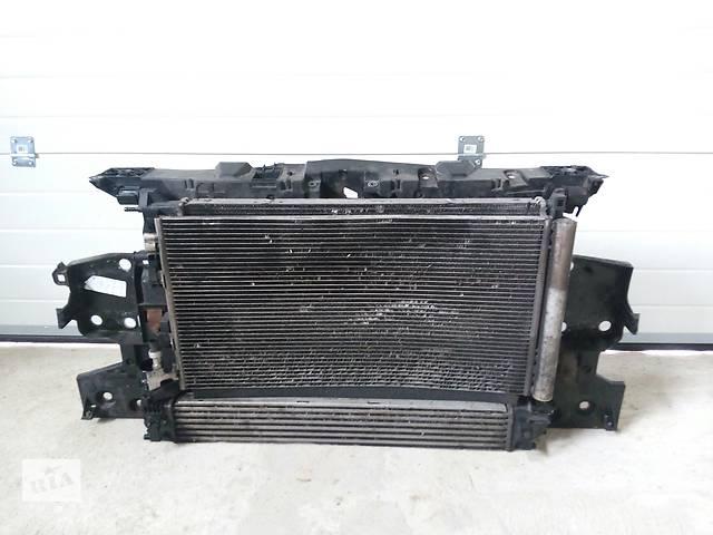продам Б/у радиатор, интеркуллер, радиатор кондиционера, Меган 3, Megane III бу в Калуше