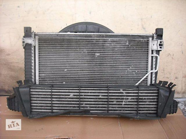 б/у Радиатор интеркуллера 2.7 CDI Mercedes C-203 (2002-2008г)- объявление о продаже  в Львове
