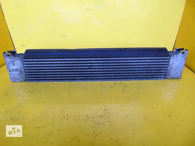 купить бу Б/у радиатор интеркуллера для Fiat Ducato Фиат Фіат Дукато 2,2/2,3 c 2006- в Ровно