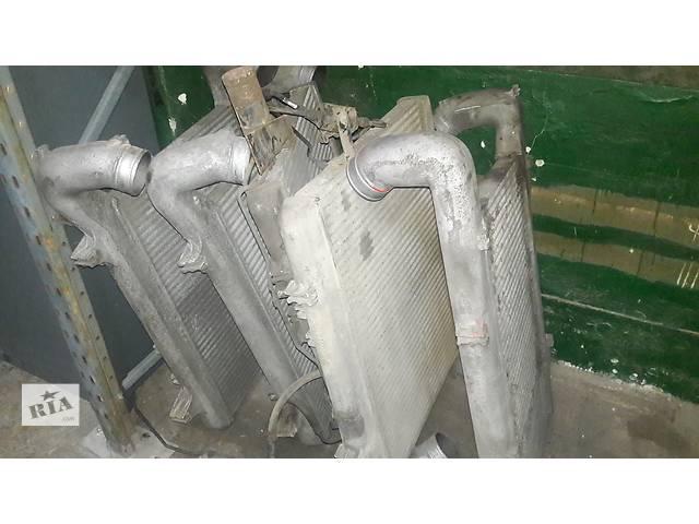 купить бу Б/у радиатор интеркуллера для грузовика Daf XF 95 в Костополе