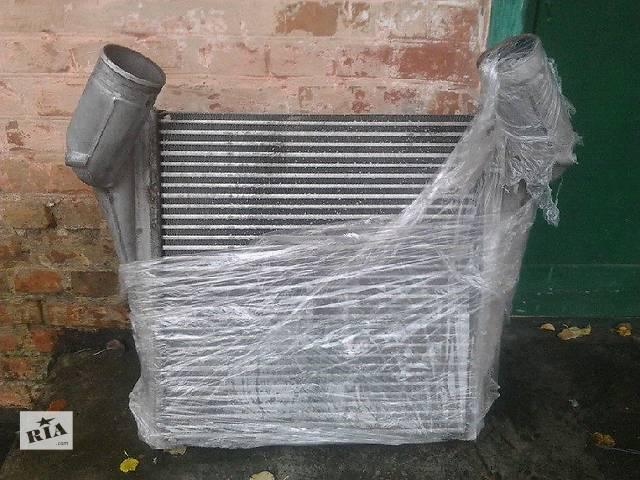 Б/у радиатор интеркуллера для грузовика Daf XF- объявление о продаже  в Овруче