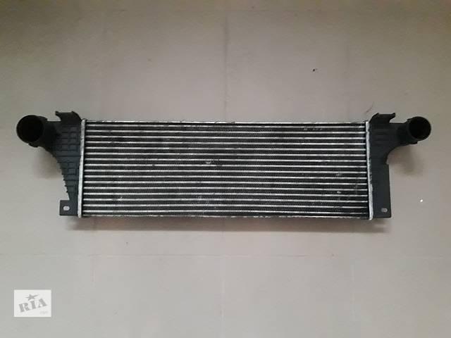 продам Б/у радиатор интеркуллера для грузовика Iveco Daily бу в Ковеле