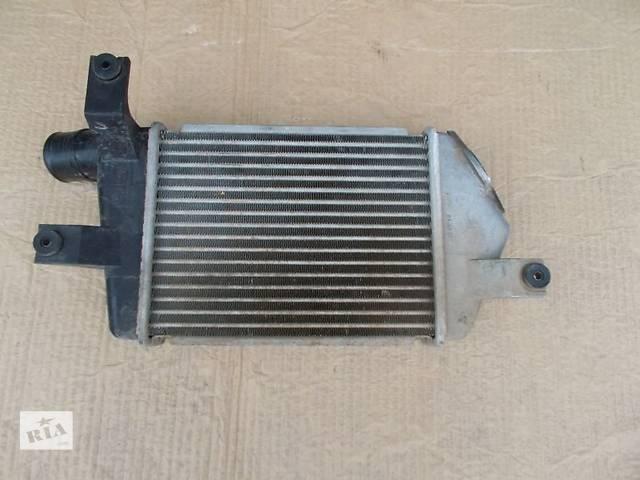 продам Б/у радиатор интеркуллера для кроссовера Mitsubishi L 200 бу в Ровно