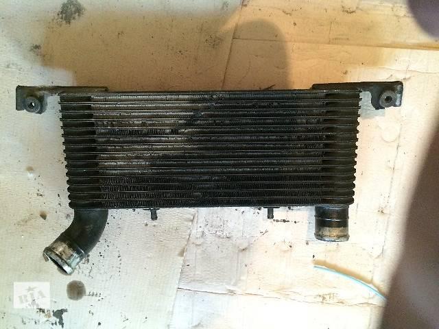 продам Б/у радиатор интеркуллера для кроссовера Mitsubishi Pajero Wagon бу в Львове