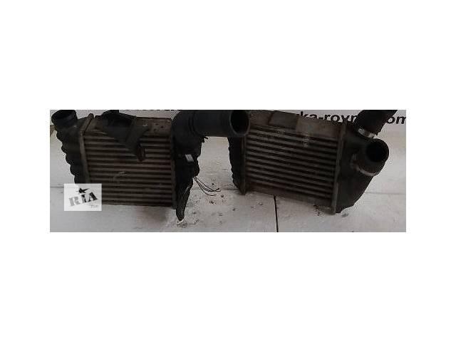 купить бу Б/у радиатор интеркуллера для легкового авто Audi A6 в Ровно