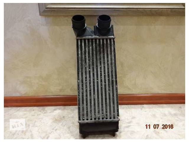 продам Б/у радиатор интеркуллера для легкового авто Citroen Berlingo бу в Виннице