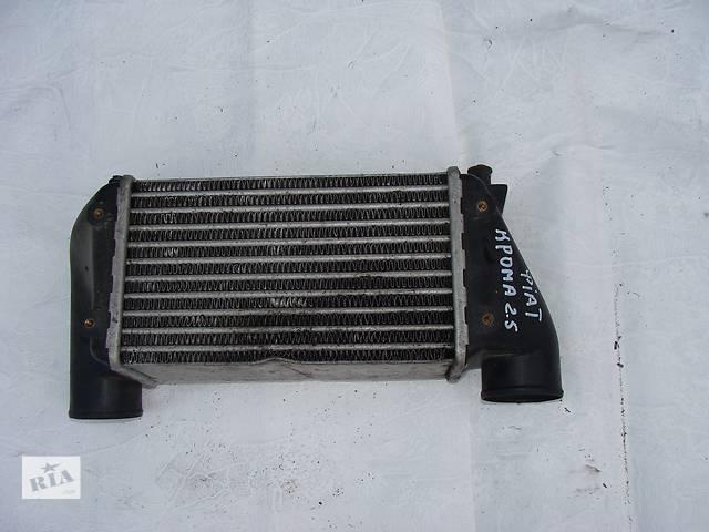 Б/у радиатор интеркуллера для легкового авто Fiat Croma- объявление о продаже  в Черкассах