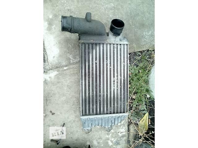 продам Б/у радиатор интеркуллера для легкового авто Fiat Ducato 2.5-2.8td  94-02 год бу в Ковеле