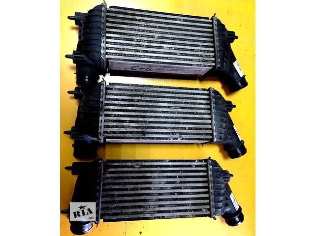 продам Б/у радиатор интеркуллера для легкового авто Fiat Scudo Фіат Скудо 2,0/1,6 с 2007- бу в Ровно