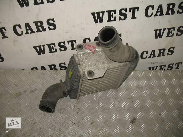 купить бу Б/у радиатор интеркуллера для легкового авто Kia Cerato 2005 в Луцке