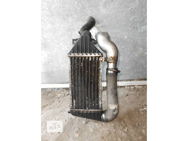 продам Б/у радиатор интеркуллера для легкового авто Opel Astra G бу в Киеве
