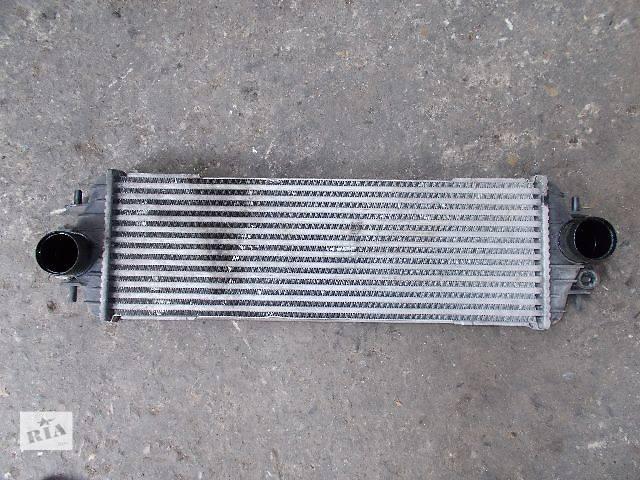 купить бу Б/у радиатор интеркуллера для легкового авто Opel Vivaro 1.9 dci в Стрые