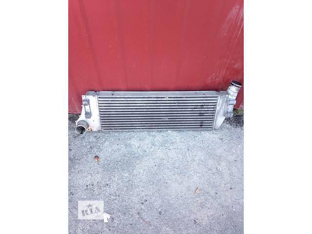 продам Б/у радиатор интеркуллера для легкового авто Renault Megane II бу в Луцке