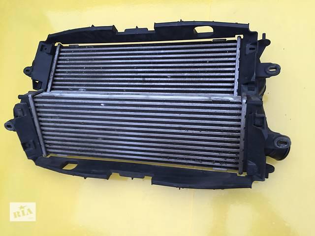бу Б/у радіатор интеркуллера для легкового авто Renault Trafic в Ковелі