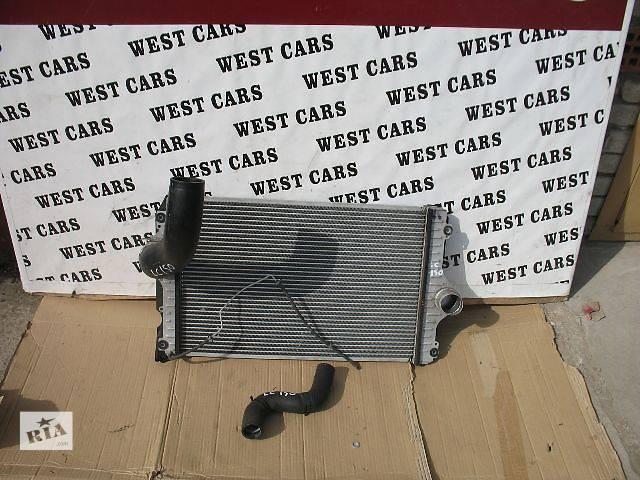 купить бу Б/у радиатор интеркуллера для легкового авто Toyota Land Cruiser Prado 150 в Луцке