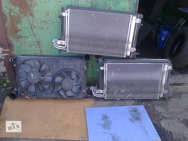 купить бу Б/у радиатор интеркуллера для легкового авто Volkswagen Caddy в Ровно