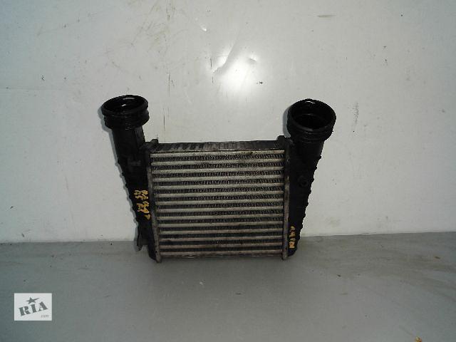 купить бу Б/у радиатор интеркуллера для легкового авто Volkswagen Passat B5 1.8T,1.9TD,2.8B (230*210) по сотым. в Буче (Киевской обл.)