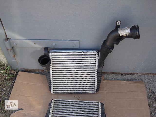 Б/у радиатор интеркуллера для легкового авто Volkswagen Touareg- объявление о продаже  в Сумах