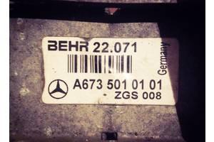 б/у Радиаторы интеркуллера Mercedes 814 груз.