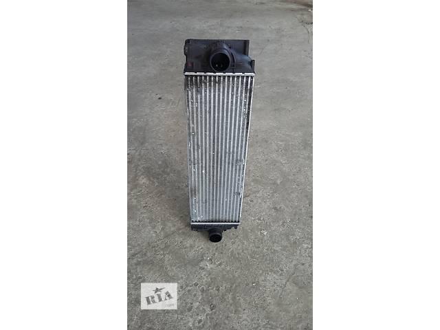 купить бу Б/у Радиатор интеркуллера для Volkswagen Crafter Фольксваген Крафтер 2.5 TDI BJK/BJL/BJM (80кВт, 100кВт, 120кВт) в Рожище