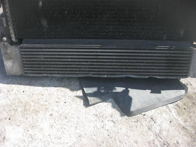 купить бу Б/у радиатор интеркуллера Peugeot Boxer 2.2 hdi 2006- в Ровно