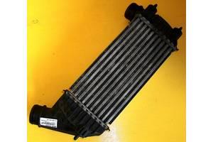 б/у Радиатор интеркуллера Peugeot Expert груз.