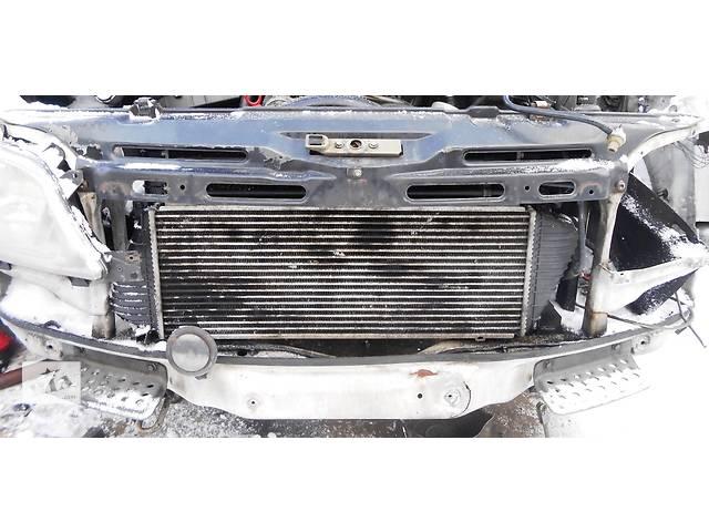 продам Б/у радиатор интеркуллера, радіатор інтеркуллера Mercedes Sprinter Мерседес Спринтер W 903, 901 бу в Ровно